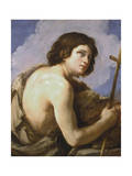 St John the Baptist, C1595-1642 Giclee Print by Guido Reni