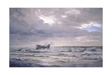 The Wreck, 1875 Giclee Print by Henry Moore
