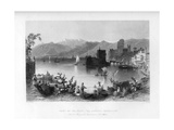 Beirout, the Ancient Berothah, Syria, 1841 Giclee Print by J Appleton