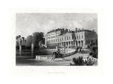 Palace of Saint-Cloud, Paris, France, 1875 Giclee Print by Henry Adlard