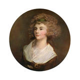 Parson's Daughter, 1770 Giclee Print by George Romney