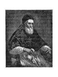 Pope Jules II, 1898 Giclee Print by Henri Thiriat