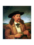James Butler 'Wild Bill' Hickock (1837-187), American Scout and Lawman, 1874 Giclee Print by Henry H Cross