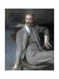 Portrait of the Artist: Lawrence Alexander Peter Harrison, 1902 Giclee Print by Giovanni Boldini