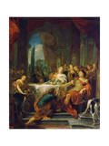 Antony and Cleopatra, 17th or Early 18th Century Giclee Print by Gerard De Lairesse