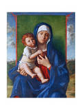 The Virgin and Child, C1480-1490 Giclee Print by Giovanni Bellini