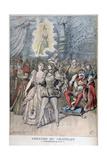 Cendrillon (Cinderell), Théâtre Du Châtelet, Paris, 1895 Giclee Print by Henri Meyer