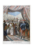 Jules Cambon, Governor General of Algeria, 1897 Giclee Print by Henri Meyer