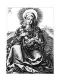 The Virgin, 1527 Giclee Print by Heinrich Aldegrever