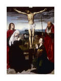 Crucifixion, Early 16th Century Giclee Print by Gerard David