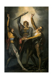 The Oath of the Rutli, 1778-1781 Giclee Print by Henry Fuseli