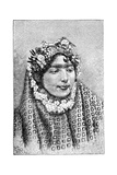 A Noble Persian Lady, 1895 Giclee Print by Henri Thiriat