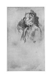 Lord Wolseley, 19th Century Giclee Print by James Abbott McNeill Whistler