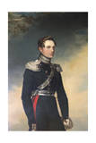 Portrait of the Grand Duke Nicholas Pavlovich, 1820S Giclee Print by George Dawe