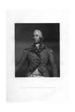 Francis Rawdon-Hastings, 1st Marquess of Hastings, Governor-General of India, 19th Century Giclee Print by Herbert Bourne