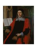 Sir Edward Coke, Recorder of London, 1615 Giclee Print by Gilbert Jackson
