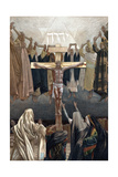It Is Finished: Christ's Last Words from the Cross, C1890 Giclee Print by James Jacques Joseph Tissot