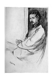 Axenfeld, 1860 Giclee Print by James Abbott McNeill Whistler