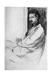 Axenfeld, 1860 Giclee Print by James Abbott McNeill Whistler