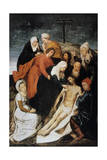 The Lamentation, C1479 Giclee Print by Hugo van der Goes