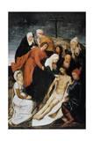 The Lamentation, C1479 Giclee Print by Hugo van der Goes