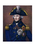 Admiral Sir Horatio Nelson, 1798-1799 Giclee Print by Henry Bone