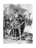 A Great Viking, C1920 Giclee Print by Hermanus Koekkoek