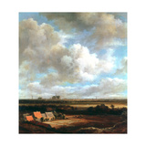 View of Haarlem, 1670 Giclee Print by Jacob van Ruisdael