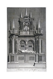 Frances, Countess of Hertford's Tomb, Westminster Abbey, London, C1750 Giclee Print by James Cole