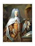 Henry St John, Viscount of Bolingbroke, English Politician and Philosopher, 18th Century Giclee Print by Hyacinthe Rigaud