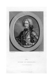 Louis of Bourbon, Duke of Orleans Giclee Print by J Brown