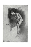 Tillie, a Model, 1873 Giclee Print by James Abbott McNeill Whistler
