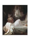 The Nightmare, C1790 Giclee Print by Henry Fuseli