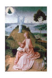St John the Evangelist on Patmos, 1504-1505 Giclee Print by Hieronymus Bosch