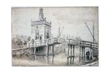 The Bridge at Alkmaar, C1648-1682 Giclee Print by Jacob van Ruisdael