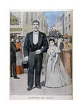 The Marriage of a Giant, 1897 Giclee Print by Henri Meyer