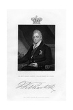 William IV, King of the United Kingdom, 19th Century Giclee Print by J Cochran