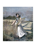 Allegory of France, 1891 Giclee Print by Henri Meyer