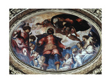 San Rocco in Glory, 1564 Giclee Print by Jacopo Tintoretto