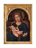 Madonna and Child, 15th Century Giclée-Druck von Jacopo Bellini
