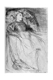 Weary, 1863 Giclee Print by James Abbott McNeill Whistler