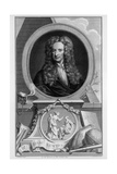 Sir Isaac Newton, English Scientist and Mathematician, C1700 Giclee Print by Jacobus Houbraken