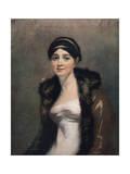 Miss De Vismes, C1795 Giclee Print by Henry Raeburn
