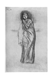 The Model Resting, 19th Century Giclee Print by James Abbott McNeill Whistler