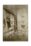 Nocturne: Palaces, C1879 Giclee Print by James Abbott McNeill Whistler