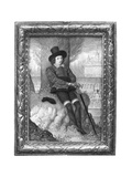 Portrait of a Young Man, C1590-1595 Giclee Print by Isaac Oliver