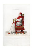 Pope Sixtus IV, 1471-1484 Giclee Print by Henry Shaw
