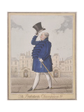 The Protestant's Champion!!, 1825 Giclee Print by Isaac Robert Cruikshank