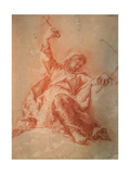 Allegory of the Faith, 18th Century Giclee Print by Jacopo Guarana