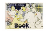 The Chap Book, 1896 Giclee Print by Henri de Toulouse-Lautrec